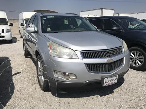 Chevrolet Traverse Paq C usado (2010) color Plata precio $153,000