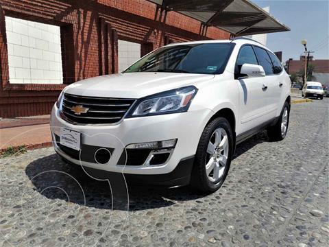 Chevrolet Traverse LT 7 Pasajeros usado (2017) color Blanco precio $365,000