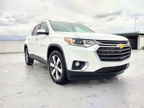 Chevrolet Traverse LT 7 Pasajeros  nuevo color Blanco precio $1,006,900