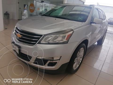 Chevrolet Traverse LT 7 Pasajeros usado (2015) color Plata Dorado precio $280,000