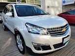 Foto venta Auto usado Chevrolet Traverse Paq B color Blanco precio $465,000