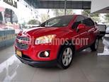 Foto venta Auto usado Chevrolet Trax 5p LS L4/1.8 Man (2016) color Rojo precio $195,000