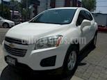 Foto venta Auto usado Chevrolet Trax 5p LT L4/1.8 Aut (2016) color Blanco precio $229,000