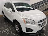 Foto venta Auto usado Chevrolet Trax 5p LT L4/1.8 Aut (2016) color Blanco precio $210,000