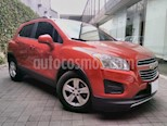 Foto venta Auto usado Chevrolet Trax 5p LT L4/1.8 Aut (2016) color Naranja precio $225,000