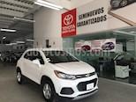 Foto venta Auto usado Chevrolet Trax 5p LT L4/1.8 Aut (2018) color Blanco precio $285,000