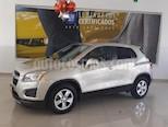 Foto venta Auto usado Chevrolet Trax 5p LT L4/1.8 Aut (2014) color Beige precio $185,900