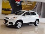 Foto venta Auto usado Chevrolet Trax 5p LT L4/1.8 Aut (2017) color Blanco precio $298,900