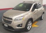 Foto venta Auto usado Chevrolet Trax 5p LTZ L4/1.8 Aut (2016) color Beige precio $255,000