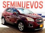 Foto venta Auto usado Chevrolet Trax 5p LTZ L4/1.8 Aut (2014) color Rojo precio $195,000
