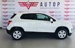 Foto venta Auto usado Chevrolet Trax LS (2016) color Blanco Galaxia precio $235,000