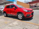 Foto venta Auto usado Chevrolet Trax LS (2017) color Rojo precio $225,000