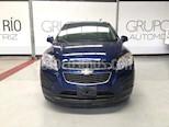 Foto venta Auto usado Chevrolet Trax LS (2015) color Azul Oscuro precio $179,000