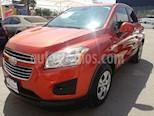 Foto venta Auto usado Chevrolet Trax LS color Naranja precio $219,000