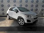 Foto venta Auto usado Chevrolet Trax LS (2015) color Blanco precio $189,000