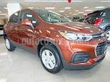 Foto venta Auto nuevo Chevrolet Trax LS color Naranja Metalico precio $294,000