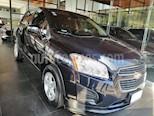 Foto venta Auto usado Chevrolet Trax LS (2015) color Negro Carbon precio $169,000