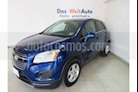 Foto venta Auto usado Chevrolet Trax LT Aut (2016) color Azul precio $209,995