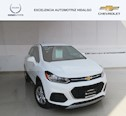 Foto venta Auto usado Chevrolet Trax LT Aut (2017) color Blanco Galaxia precio $265,000