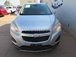 Foto venta Auto usado Chevrolet Trax LT Aut (2014) color Plata precio $174,000