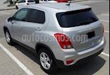 Foto venta Auto usado Chevrolet Trax LT Aut (2017) color Plata Brillante precio $248,500