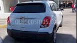 Foto venta Auto usado Chevrolet Trax LT color Blanco precio $225,000
