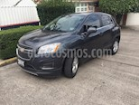 Foto venta Auto usado Chevrolet Trax LT (2015) color Gris Oxford precio $185,000
