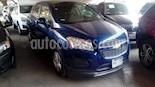 Foto venta Auto usado Chevrolet Trax LT (2014) color Azul Metalico precio $195,000