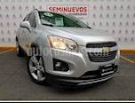 Foto venta Auto usado Chevrolet Trax LTZ Turbo (2014) color Plata Brillante precio $204,000