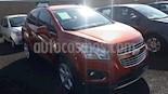 Foto venta Auto usado Chevrolet Trax LTZ (2016) color Naranja Metalico precio $244,000