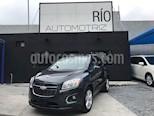 Foto venta Auto usado Chevrolet Trax LTZ (2014) color Gris Oxford precio $195,000