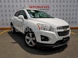 Foto venta Auto usado Chevrolet Trax LTZ (2014) color Blanco Galaxia precio $193,000