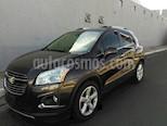 Foto venta Auto usado Chevrolet Trax LTZ color Gris precio $245,000