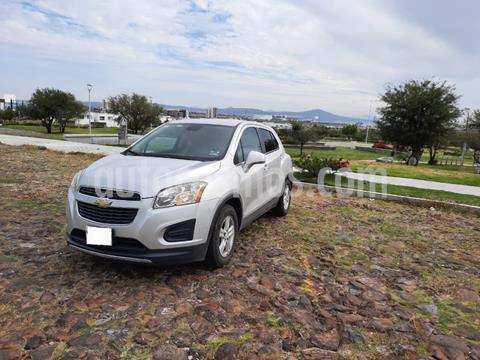 Chevrolet Trax LT usado (2015) color Plata Brillante precio $165,000