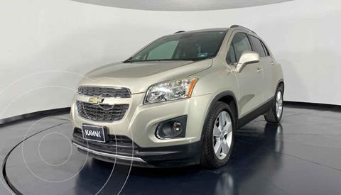 Chevrolet Trax LTZ usado (2014) color Dorado precio $194,999