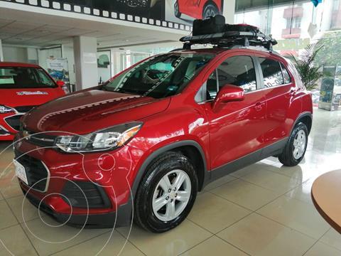 Chevrolet Trax LT Aut usado (2019) color Rojo precio $329,900