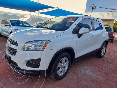 Chevrolet Trax LS usado (2016) color Blanco precio $210,000