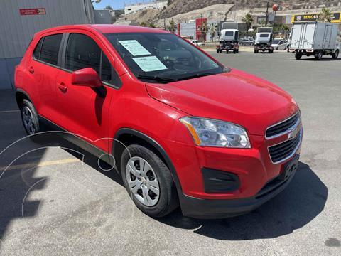 Chevrolet Trax LS usado (2016) color Rojo precio $194,900