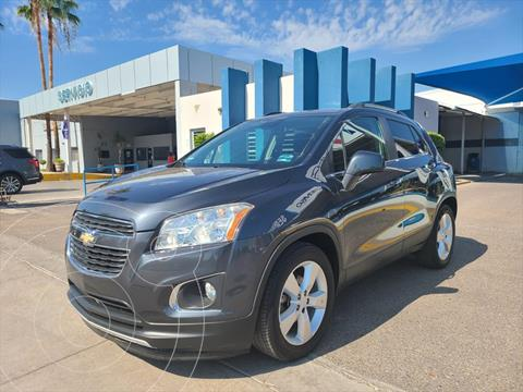 Chevrolet Trax LTZ usado (2013) color Gris precio $170,000