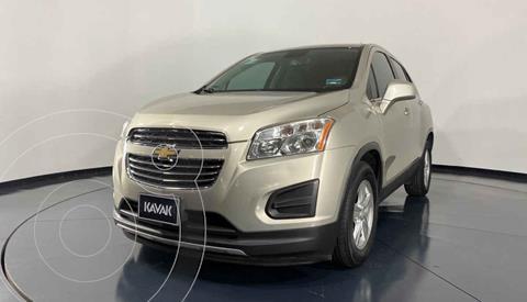 Chevrolet Trax LS usado (2015) color Dorado precio $212,999
