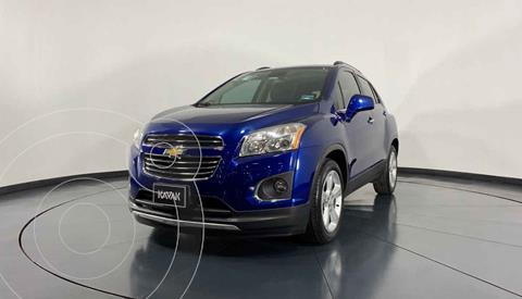 Chevrolet Trax LS usado (2015) color Azul precio $239,999