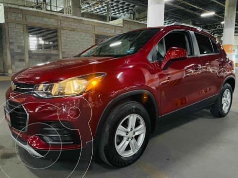 Chevrolet Trax LT usado (2019) color Rojo precio $279,000
