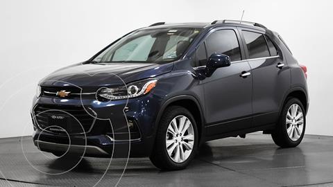 Chevrolet Trax Premier Aut usado (2019) color Azul precio $316,409