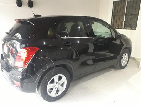 Chevrolet Trax LT Aut usado (2018) color Negro Onix precio $245,000