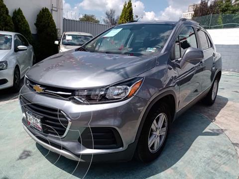 Chevrolet Trax LT Aut usado (2020) color Gris precio $325,000