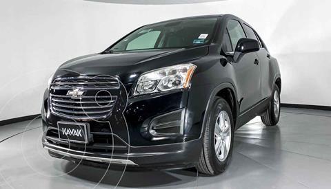 Chevrolet Trax LS usado (2015) color Negro precio $209,999