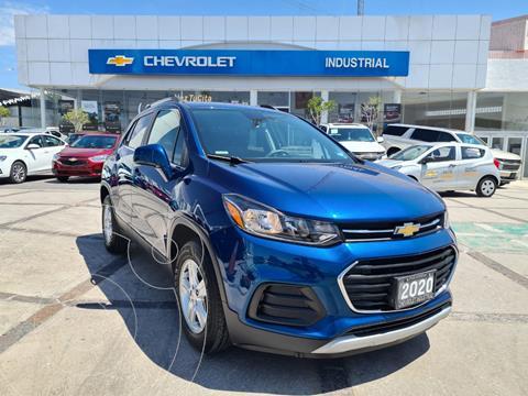 Chevrolet Trax LT Aut usado (2020) color Azul precio $348,000