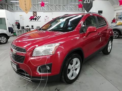 Chevrolet Trax LTZ Turbo usado (2014) color Rojo Tinto precio $175,000