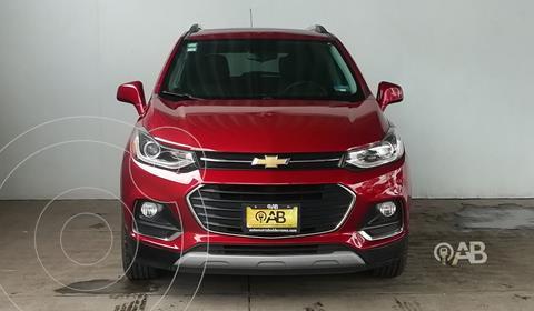 Chevrolet Trax LT Aut usado (2018) color Rojo precio $285,000