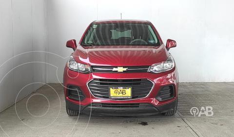 Chevrolet Trax LS usado (2019) color Rojo precio $280,000